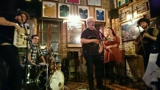 McDonnell Band, Brennan's Bar, 2016 March 11