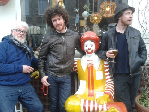 McDonnell Trio with Ronald