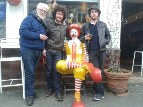 McDonnell Trio with Ronald 2