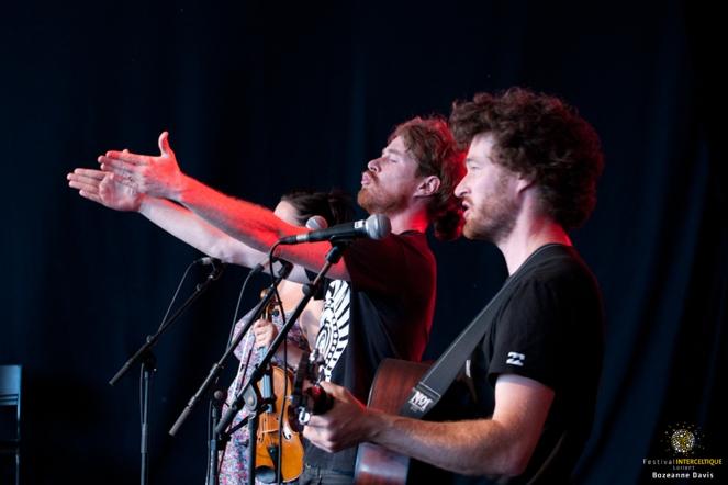 McDonnell Band Festival Interceltique Lorient 2016