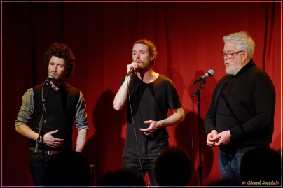 McDonnell Trio @P'tit Bar de la Mairie ©Gérard Jourdain