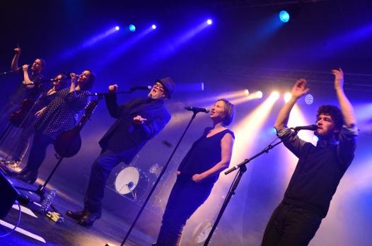 McDonnell Trio & guests @Aubevoye Mars 2018, photos Jackie Mascré